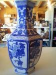 """14"""" ceramic vase"""